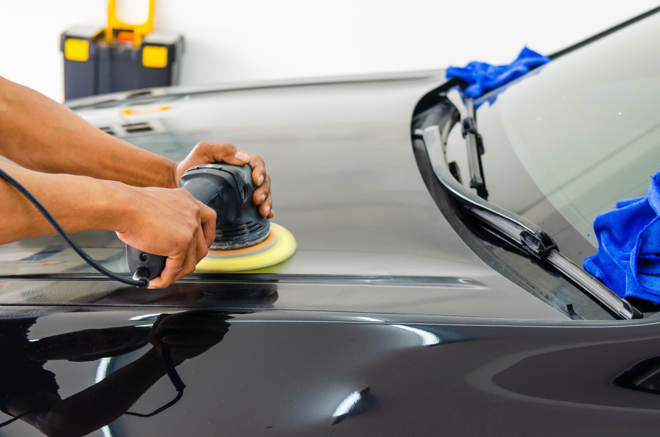 Auto detailing by Scheller Automotive will completely reinvigorate the appeal of your vehicle, both the interior and exterior.