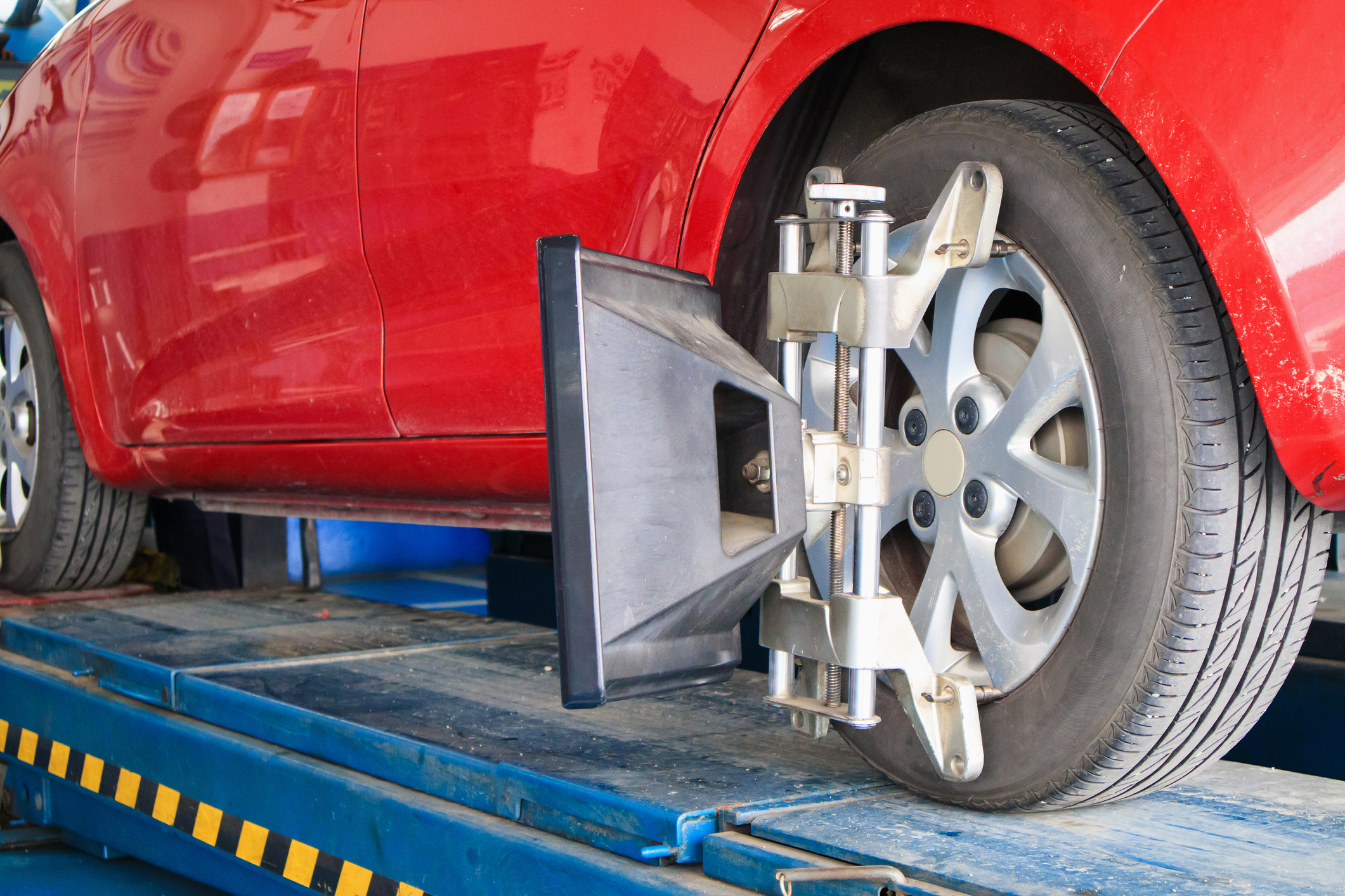 Scheller Automotive suggests that you have your vehicles wheel alignment checked at least every 10,000 miles.